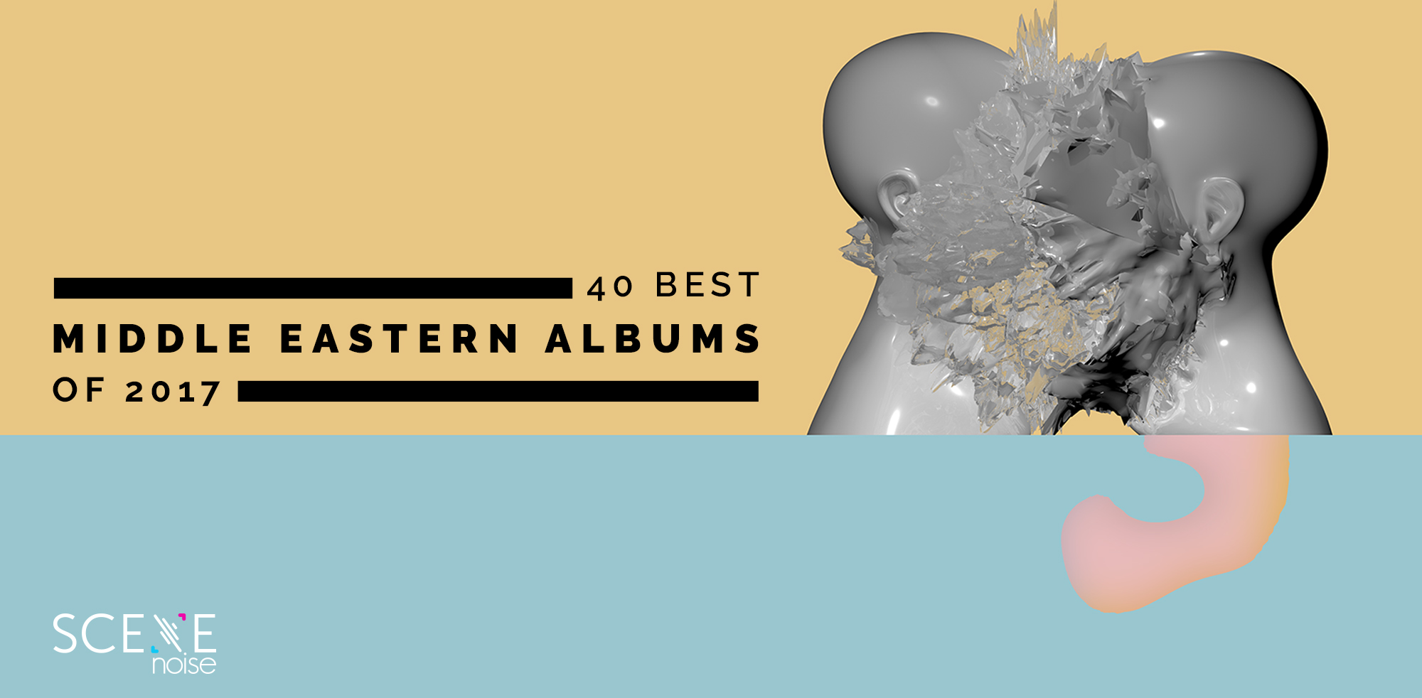 The 40 Best Middle Eastern Albums Of 2017