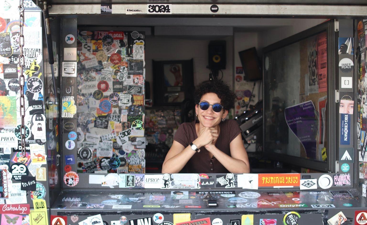 Tunisian DJ/Producer Deena Abdelwahed Aced Her NTS Radio Set