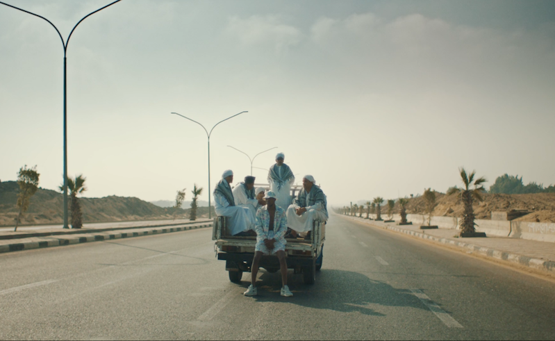 Dutch Rapper Sevn Alias Releases Offbeat Music Video Filmed