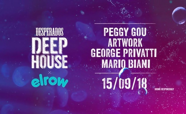 Desperados Collaborate With elrow To Curate a Party in the World's Deepest Dancefloor