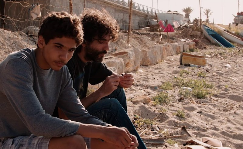 Palestinian Movie Namrud (Troublemaker) Movie in the WOMEX Film programme