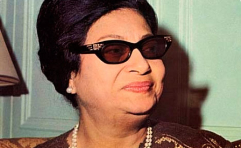 om kalthoum egypt retro singer icons music