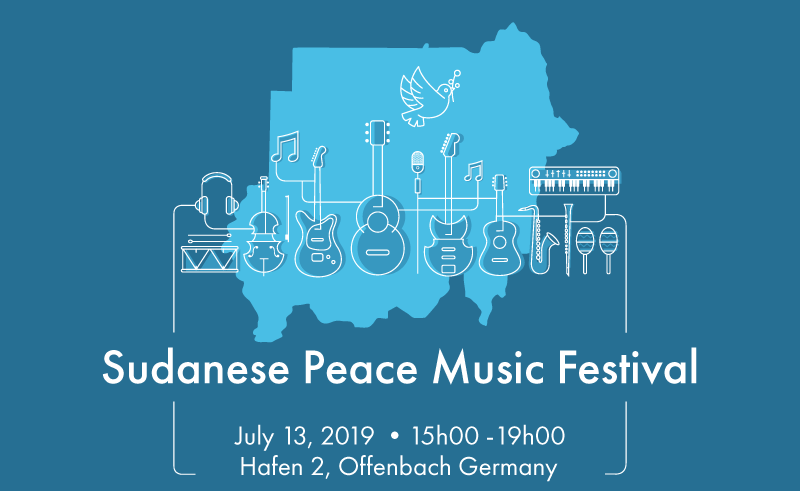 The Sudanese Peace Music Festival Aims To Shed Light On Sudan's