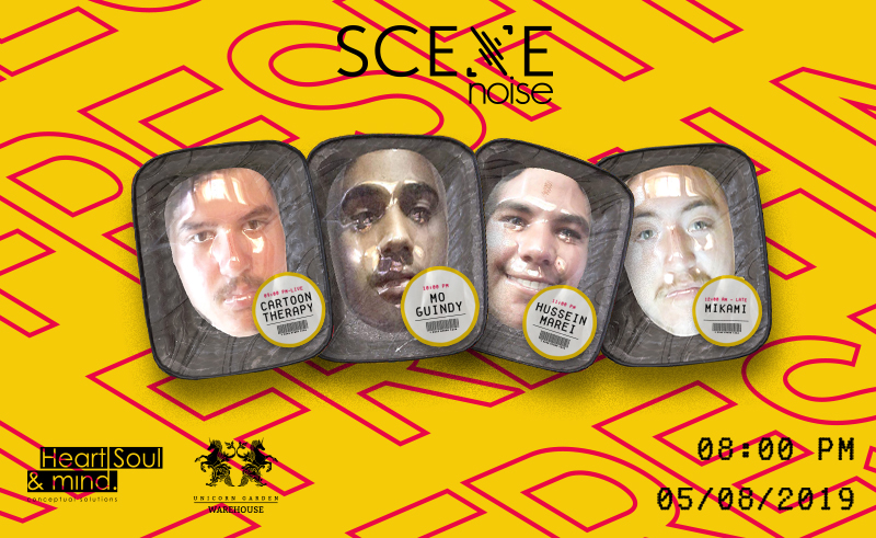 SceneNoise is Serving Fresh Meat with a Side of Raw Talent in Latest Event Series