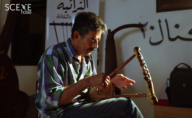 Portsaid's ElToratheyah: The Semsemeya Harp Museum Documenting A City's Musical Heritage