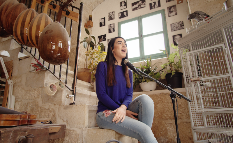 Delia Sessions: The Online Concert Series Showcasing Palestinian Musicians