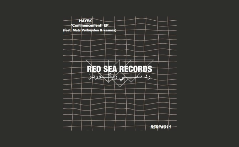 Brussels-Based Egyptian Producer Hayek Releases Explosive Techno EP on Red Sea Records