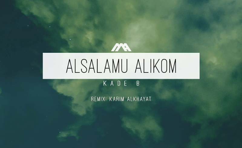 Syrian Producer Kade B Releases New Melodic Techno EP 'Alsalamu Alikom' on Canada's Modern Agenda