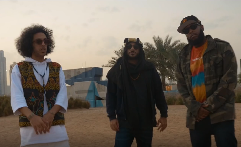 Kuwait's Sons of Yusuf Release Video for 'No Caliphates' Featuring New York Legend Talib Kweli