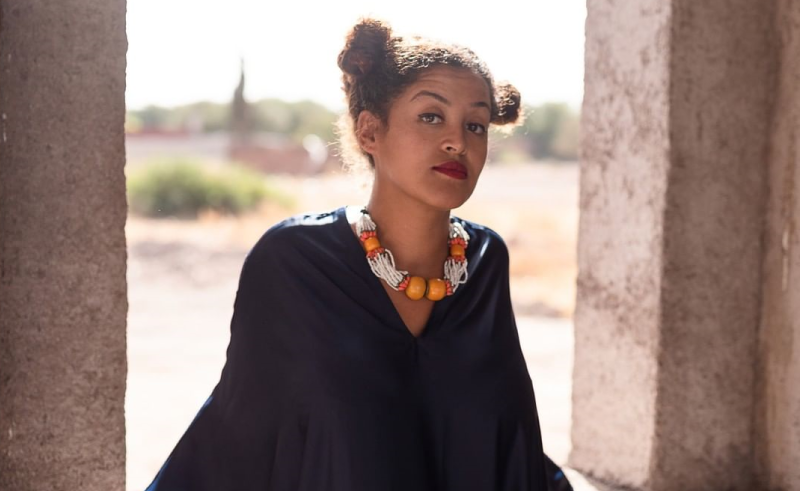 Morocco's Jihane Bougrine Plays with Bossa Nova, Folk Rock and Reggae in Debut EP on Universal 'Dima Labass'