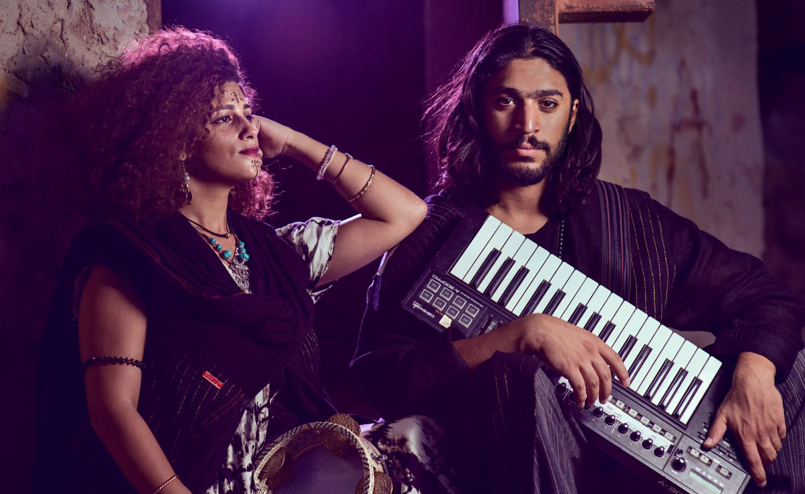 Meet Arabstract: The Inventive Bahraini Duo Born Out of an Impromptu Collaboration