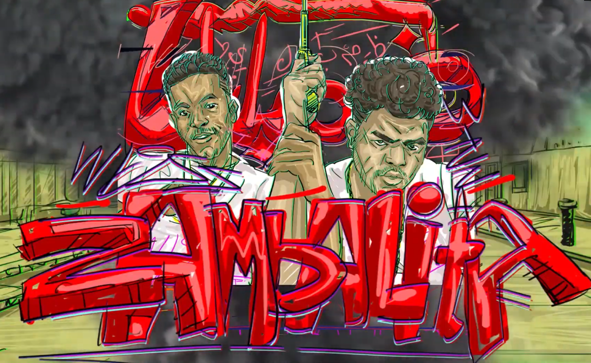 Wezza Montaser and Wegz Fight-Off Hoards of Zombies in New Collaboration 'Zambletta'