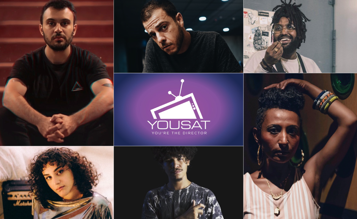 TV Meets Social Media: How YouSat Could Be the Next Big Platform for MENA's Underground Musicians