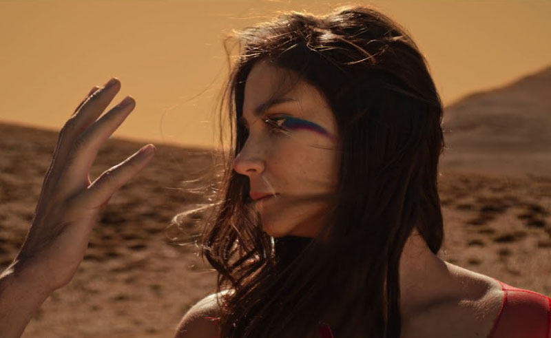 Tamara Qaddoumi Kicks Off 2021 with Mesmerising Music Video 'To See You'