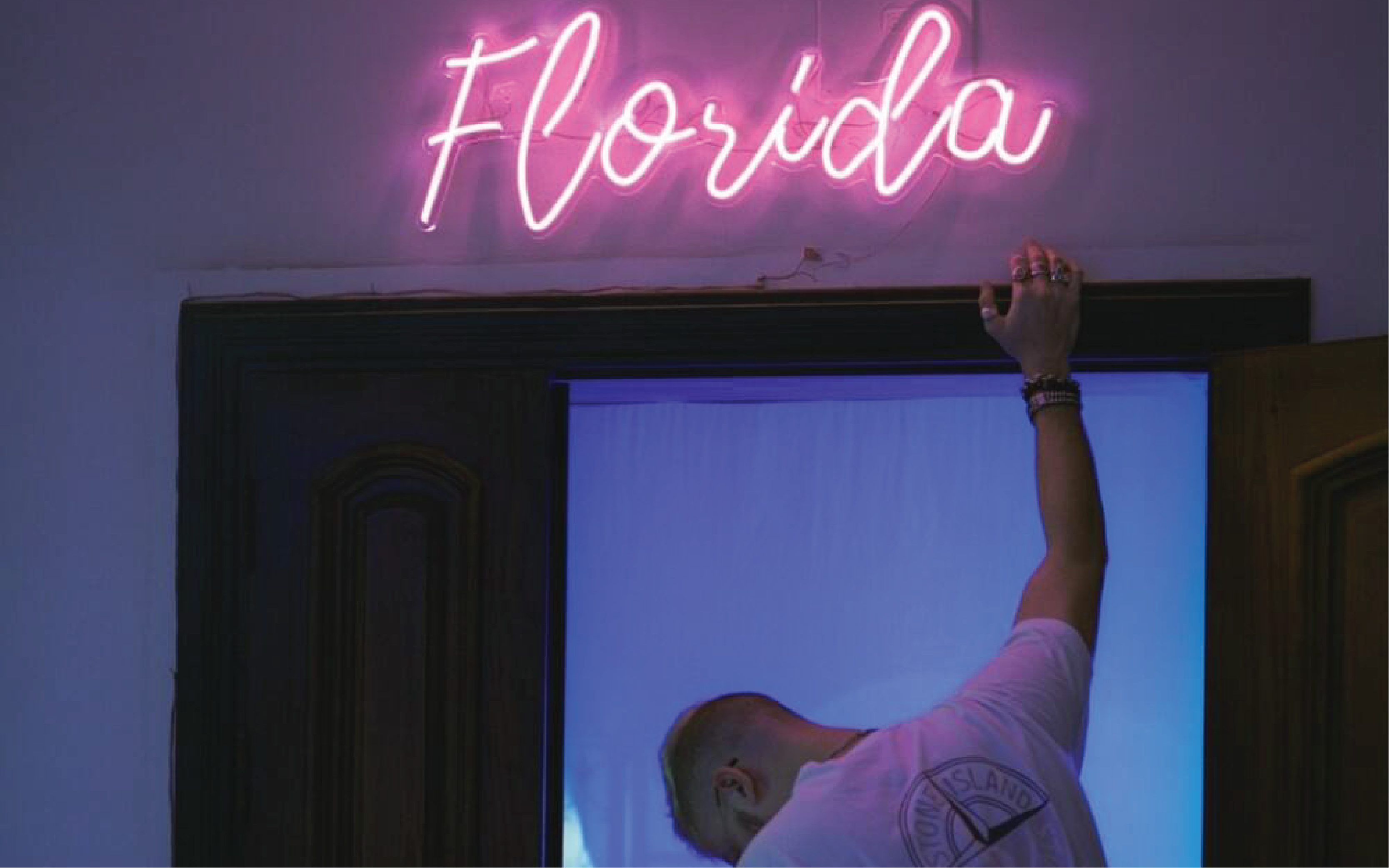 Egyptian Rapper Marwan Moussa Kicks-Off 2021 with New Album 'Florida'