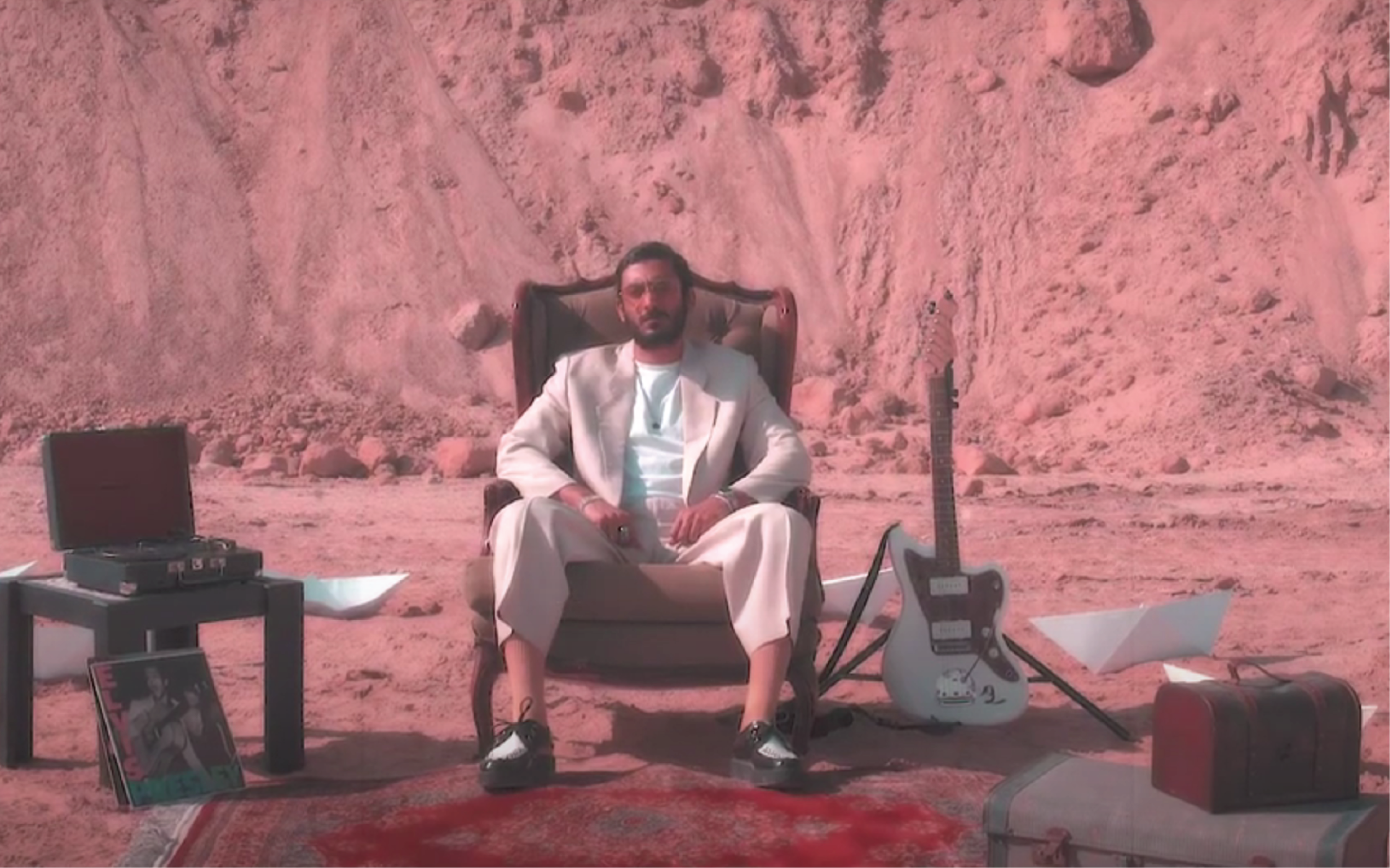 Egypt's Dirty Backseat Debuts New Music Video 'River' Ahead of Upcoming EP