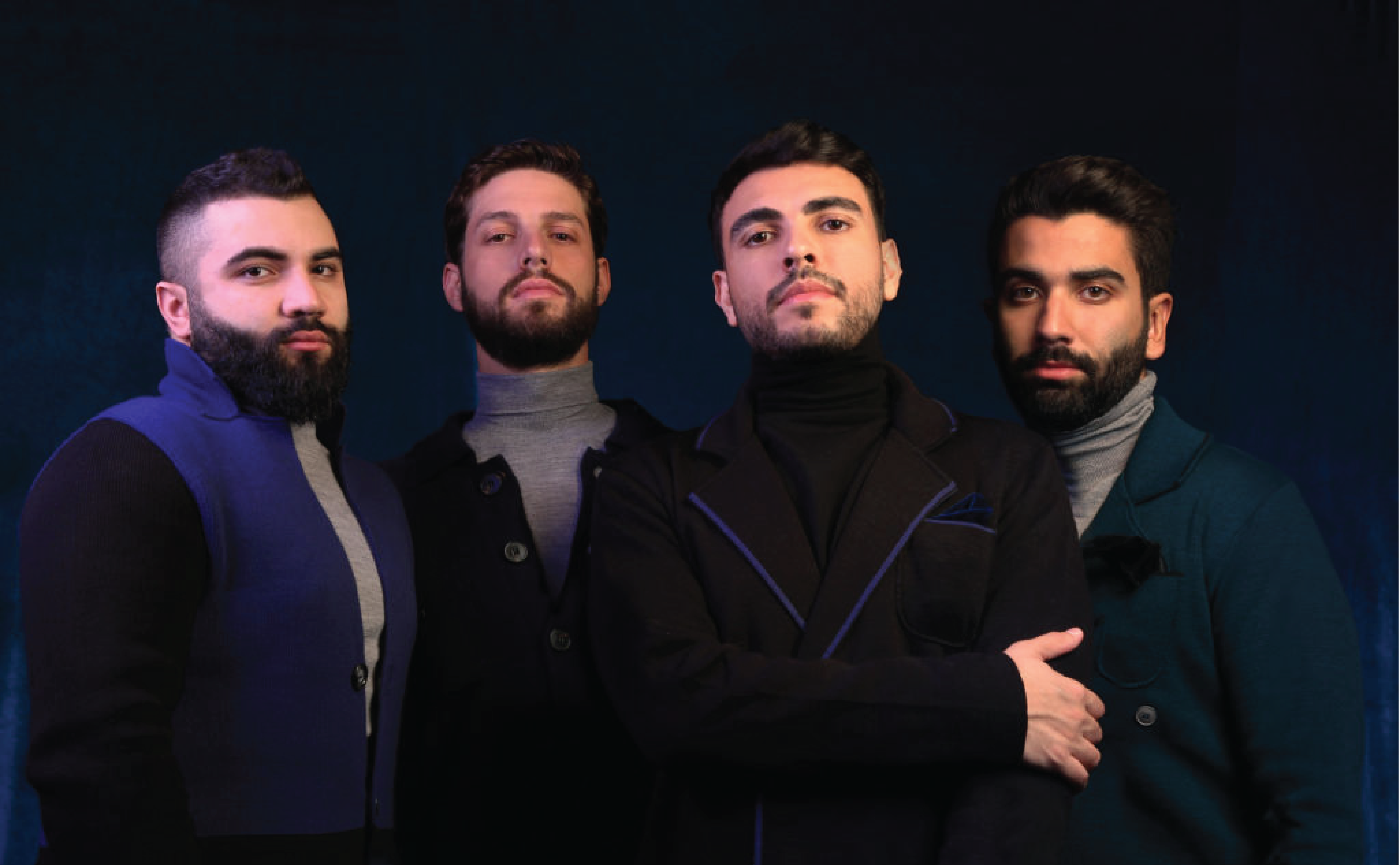 Lebanese Indie Band Adonis to Release First New Music in Over a Year with Three-Part Album 'A'da'