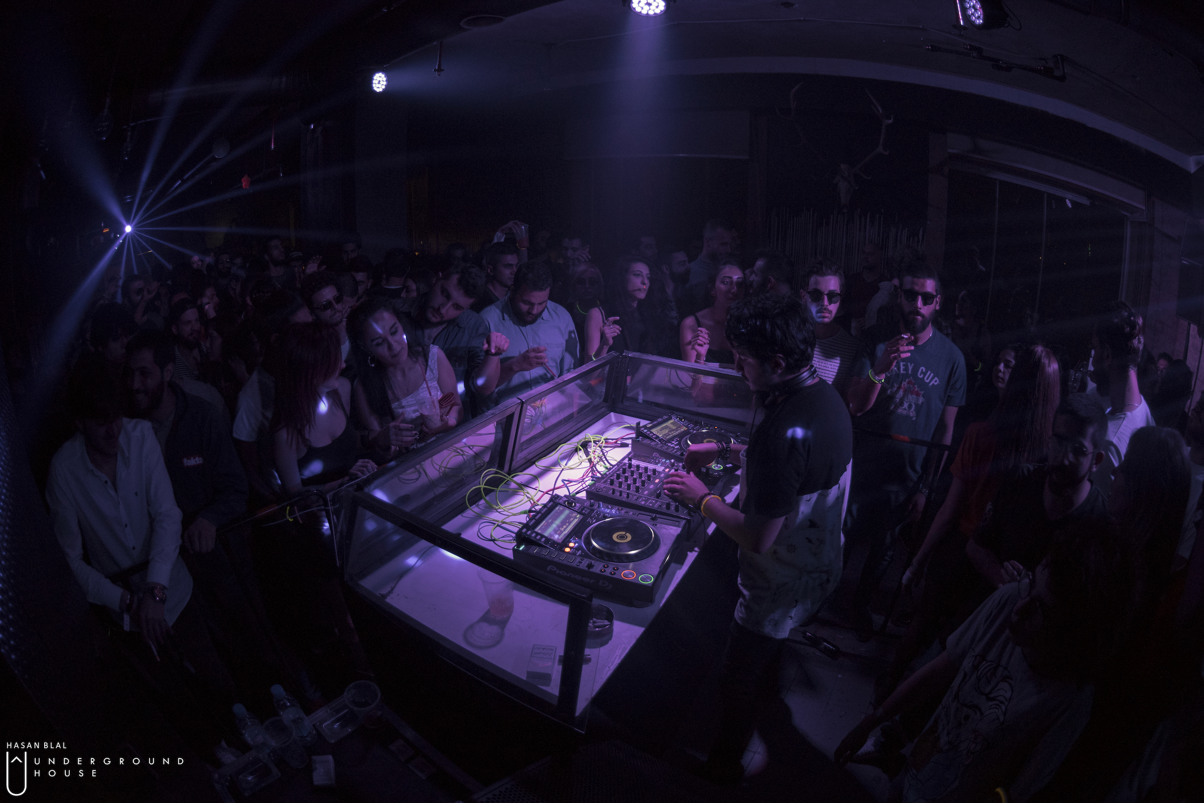 Underground House Syria: Sowing the Seeds of Dance Music